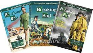 Breaking Bad on DVD and Blu-ray