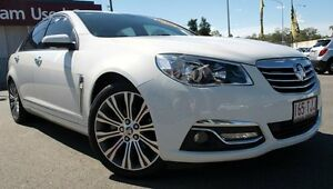 2013 Holden Calais VF MY14 V White 6 Speed Sports Automatic Sedan Caboolture Caboolture Area Preview