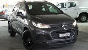 2017 Holden Trax TJ MY17 LS Grey 6 Speed Automatic Wagon Pearce Woden Valley Preview