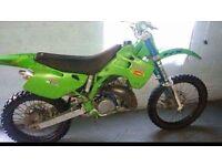 Kawasaki kx250 evo 2 stroke not yz,yzf,Ktm,cr,enzyme,husky,dt,