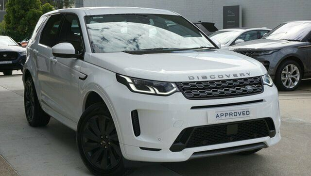 2019 Land Rover Discovery Sport L550 20my D180 R Dynamic