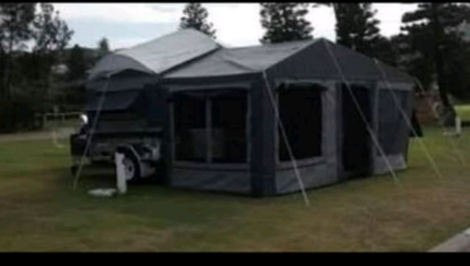 scamper camper trailer Carlingford The Hills District Preview