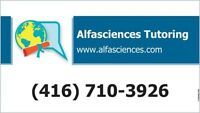 Math/Sciences/Languages Tutors - Mississauga/Brampton