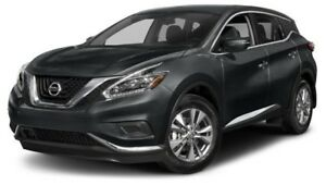 2018 Nissan Murano SV Navigation, Sunroof, Backup Camera