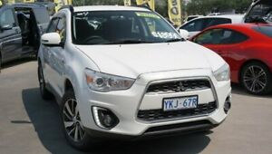 2015 Mitsubishi ASX XB MY15 LS 2WD White 5 Speed Manual Wagon Phillip Woden Valley Preview