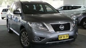 2015 Nissan Pathfinder R52 MY15 ST X-tronic 2WD Grey 1 Speed Constant Variable Wagon Pearce Woden Valley Preview