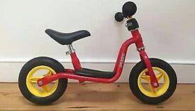 Puky balance bike!