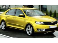 Wolverhampton/Sefton Plated Taxi Hire(One Week Free)