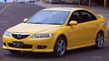 Mazda 6 Luxury Sports - Requires repairs Pendle Hill Parramatta Area Preview