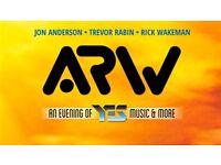 Anderson, Rabin and Wakeman tickets - Eventim Apollo, London