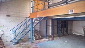 Warehouse for creative business in Dagenham