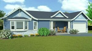 New home in 55+ Salmon Arm Community