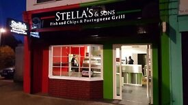 Part Time Grill Chef Needed for Local Takeaway