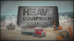 Secure Heavy Equipment Loans (Good or Bad Credit)
