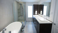 Residential / commercial bathroom ### C.C + FINANCING AVAILABLE
