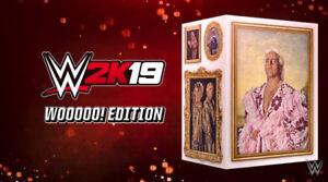 Funko Ric Flair WWE 2k19 edition + box