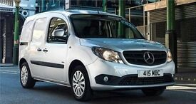 Man and Van - Courier - Local and National Delivery - Small Van