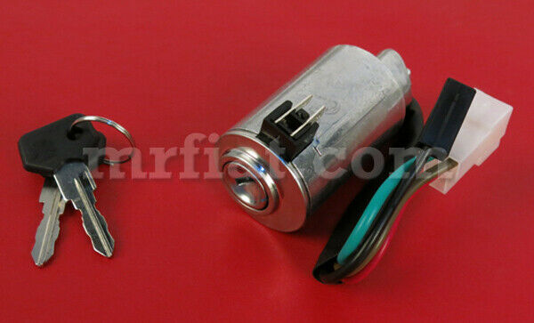 Alfa Romeo Spider Ignition Switch 3 Cables 1979-93 New