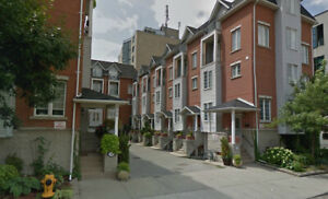 ....3 Bed + 3 Bath Townhouse with Garage – Queen Street East