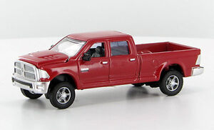 1-64-ERTL-DARK-RED-DODGE-RAM-2500-PICKUP