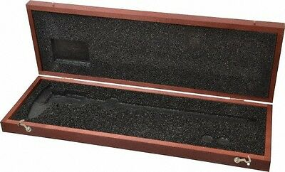 Starrett 12 Oal Wood Caliper Case 1 Piece For Use With 798 Series 0-12 3...