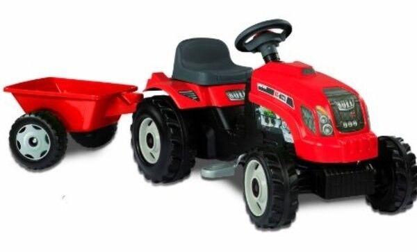 Tractor & trailor