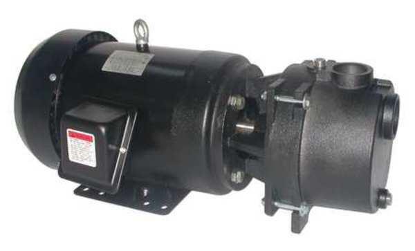 DAYTON 5RWH4 Pump,Sprinkler,5 HP, 3 Ph
