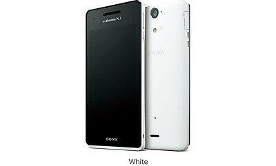 DOCOMO SONY SO-01E XPERIA AX ANDROID WATERPROOF SMARTPHONE UNLOCKED NEW