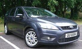 Ford Focus Estate. 1.6 Diesel Econetic. 70mpg. £20 tax per year. MOT AUG19