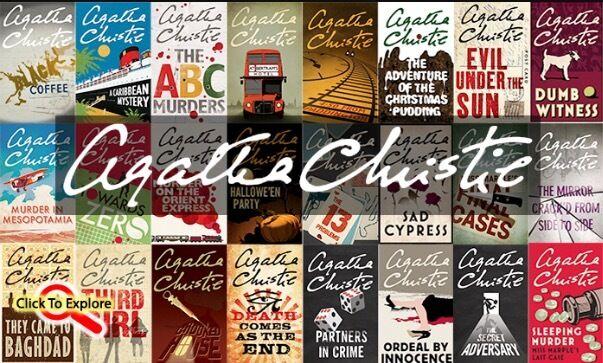 AGATHA CHRISTIE 300 AUDIO BOOK COLLECTION POIROT MISS MARPLE 7 x MP3 DVDs+ebooks
