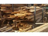 Rack of mixed timber