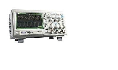 Digital 200mhz Oscilloscope 2 Channels 500mss Usb 7tftlcd Ads1202cl