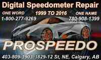 WOW! INSTRUMENT CLUSTER SPEEDOMETER REPAIR 1999 TO 2016