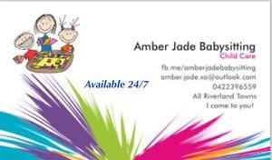 Amber Jade Babysitting Berri Berri Area Preview