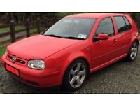 BREAKING 2002 VOLKSWAGEN GOLF 1.9 TDI - NO TEXTS PLEASE - NEWRY / ARMAGH