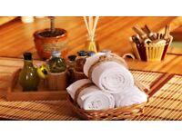Professional Swedish or aromatherapy massage