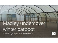 Madley undercover winter Carboot