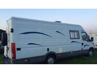Iveco Camper for Sale
