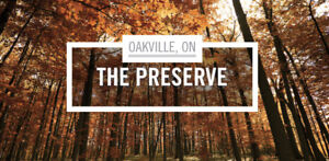 NEVER LIVED IN 4 BR NEW HOME FOR RENT IN PRESERVE OAKVILLE