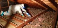 Asbestos Insulation Attic Removal - Save Energy