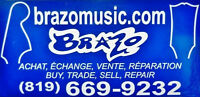 REPAIR, BUY, SALE¸ GIBSON, FENDER, MARTIN Used & new equipment
