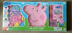 Peppa pig creative desk