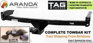 TAG Standard Towbar Kit (1400kgs) Toyota Hilux Ute & Cab Chassis (04/05 on)