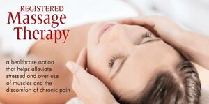Registered Massage Therapy Only $59.99  (Original price is $75)