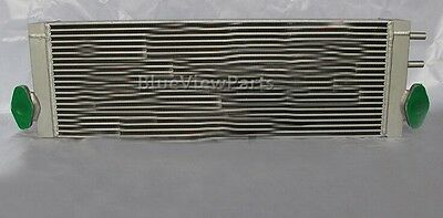 Aluminum Hydraulic oil cooler,Radiator,intercooler for Komatsu PC228UU excavator