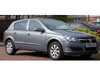 **59k f/v/s/h** Vauxhall Astra 1.3 CDTi 16v 2006 Club diesel (Mot 08/17)