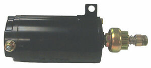 JOHNSON EVINRUDE SIERRA  18-5634  STARTER NEW