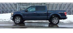 2015 Ford F-150 XLT SuperCrew 4x4 ECOBOOST 302A