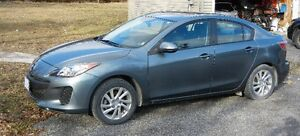 2012 Mazda Mazda3 GS-Sky Sedan