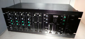 Yamaha MV422 professional multi-source  audio mixer for sale